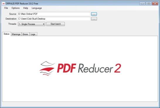 PDF Reducer Free