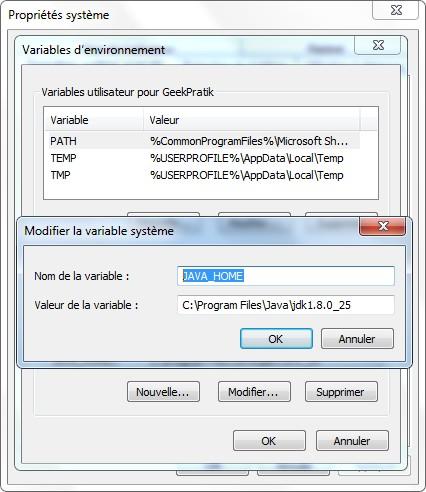 Etape 5 : Résoudre Erreur Android Studio