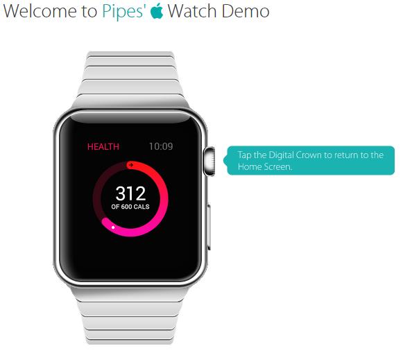 Demo applewatch