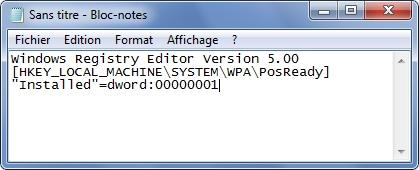 Activer_MAJ_XP_1