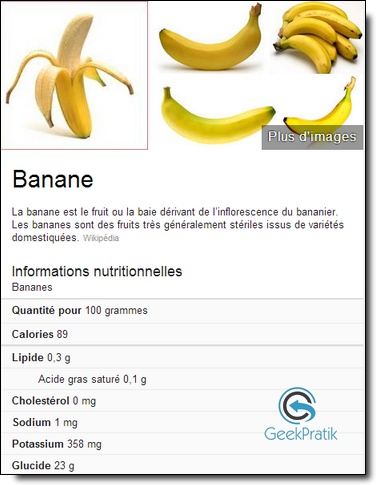Google-informations-nutritionnelles