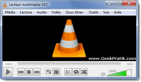 fichier vob avec windows media player