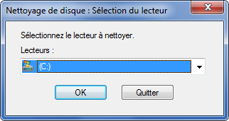 comment nettoyer son pc manuellement