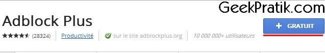 AdBlockPlus Installation