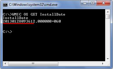 date_heure_installation _windows