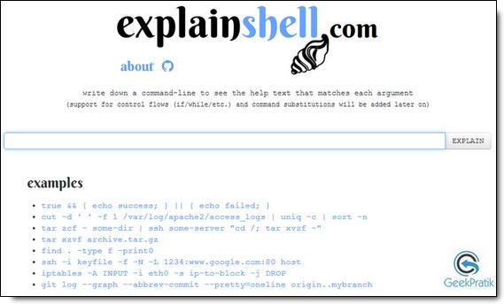 Explain shell
